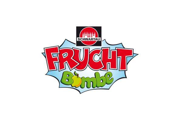 Fruchtbombe_Schwartau Logo Design Logo Design