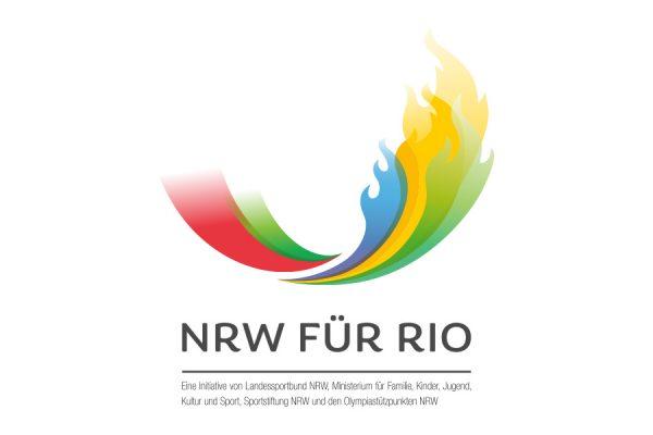 Logo Design NRW für Olympia