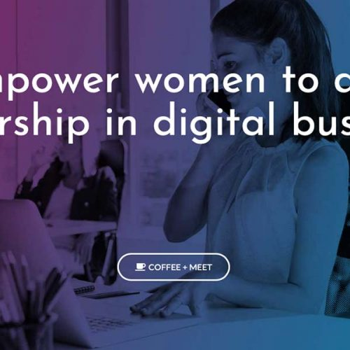 Webseiten Design Female Innovation Hub